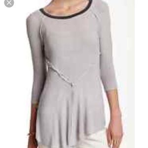 Intimately Free People weekend layering tunic top